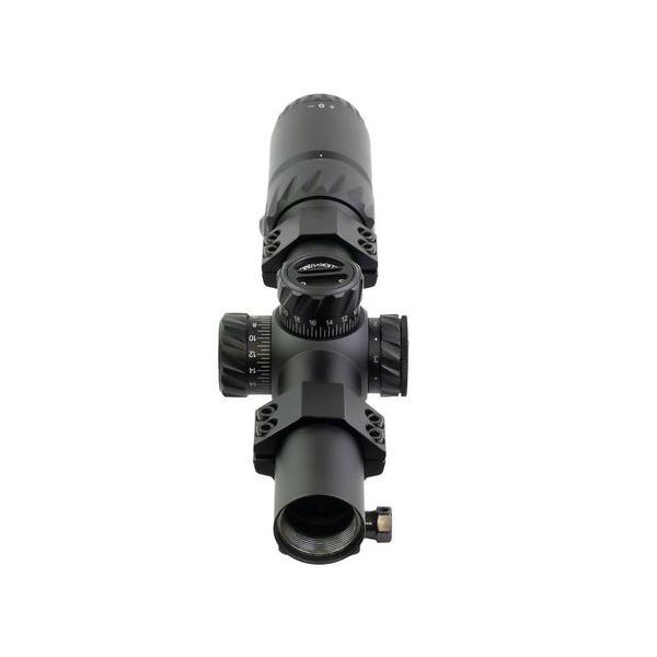 LUNETA EVO ARMS LPVO 1-6X24 BDC IR - HD Series
