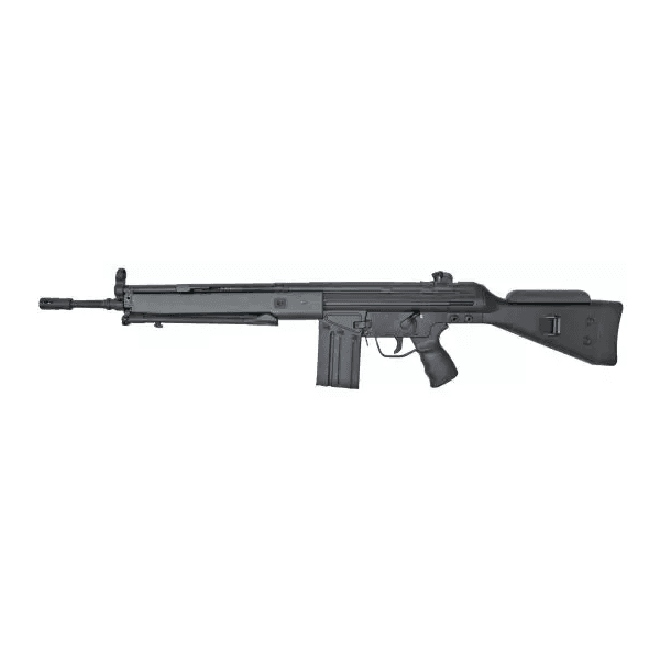 RIFLE ELETRICO AIRSOFT Classic Army G3 SG1 Taktik Rifle 2