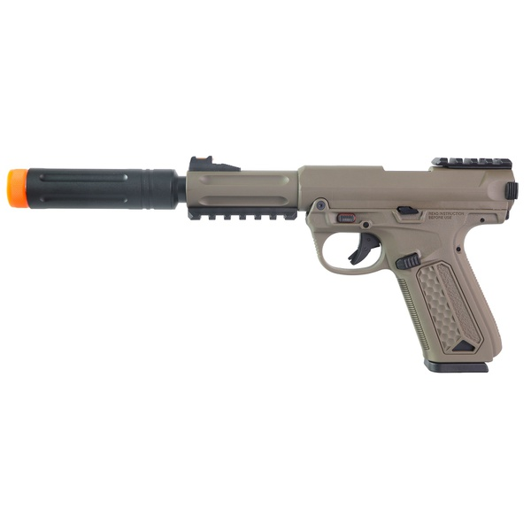 Pistola Airsoft GBB Action Army AAP-1 Assassin