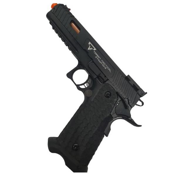 Pistola Airsoft R601 Taran Tactical John Wick3-TT Army Armament