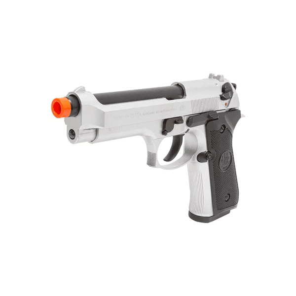 PISTOLA AIRSOFT M92 FULL METAL BLOWBACK GBB