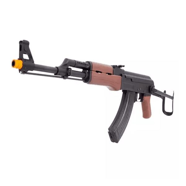 RIFLE DE AIRSOFT ELETRICO SRC AK47 FULL METAL SR47C