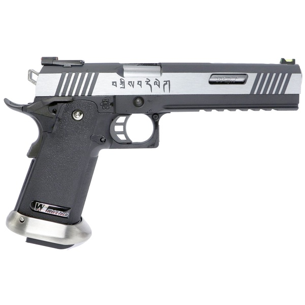 Pistola Airsoft WE HICAPA T Rex 6 Blow Back