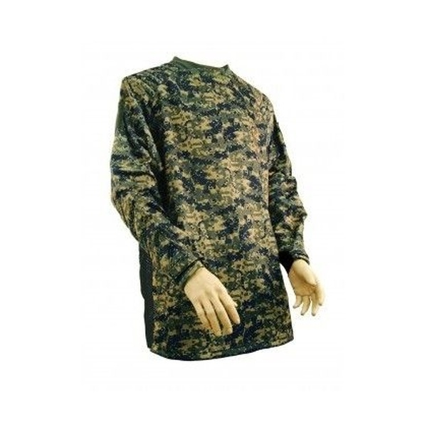Combat Shirt Tippmann Field Gear tactical Woodland digital