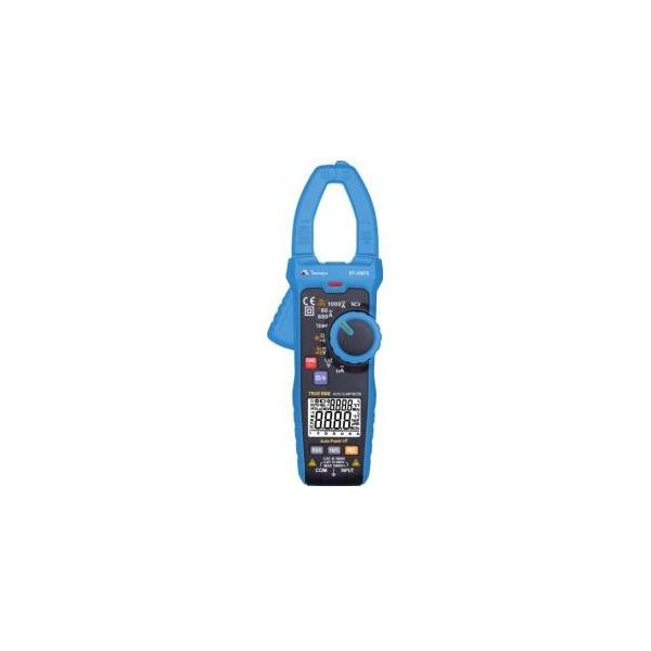 ALICATE AMPERÍMETRO DIGITAL 6000C CAT IV 600V/TRUE ET-3367C