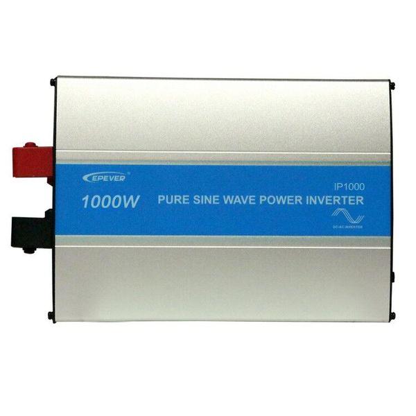 INVERSOR SOLAR 1000W 24VDC/110V 60HZ