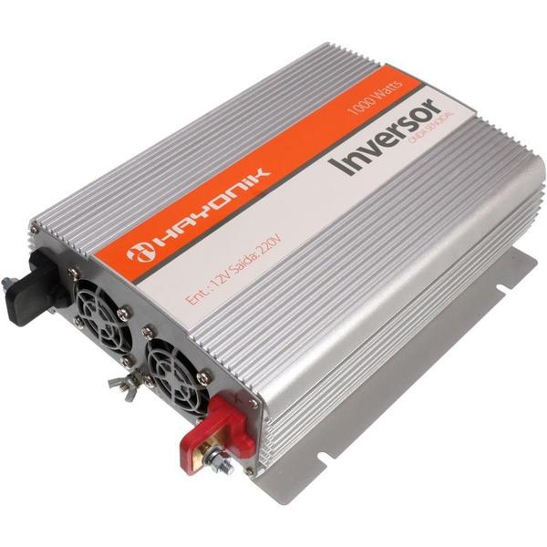 INVERSOR SOLAR 1000W 12VDC/220V