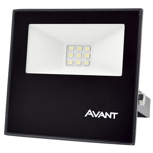 REFLETOR LED SLIM BIVOLT IP65 - LUZ BRANCA