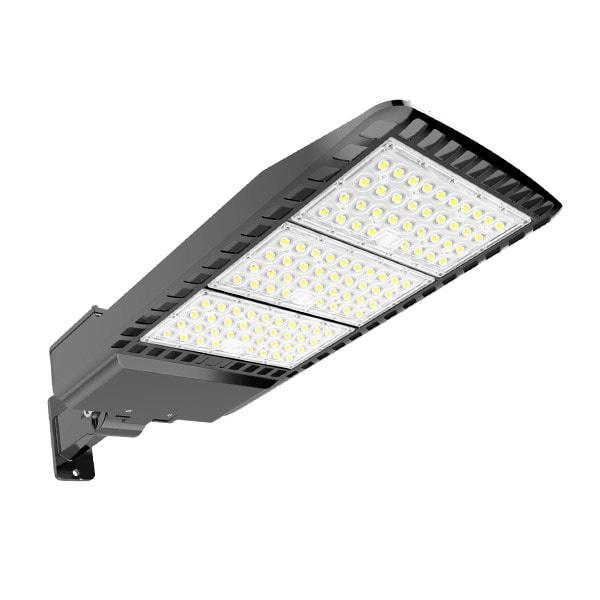 LUMINÁRIA PÚBLICA LED RETANGULAR 200W BIVOLT 6500K