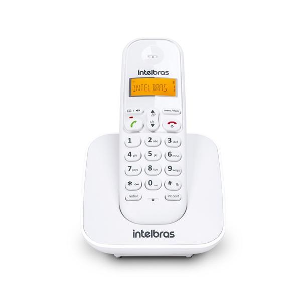 TELEFONE SEM FIO DIGITAL TS 3110 BRANCO