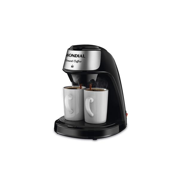 CAFETEIRA 2 XÍCARAS SMART COFFEE 127V