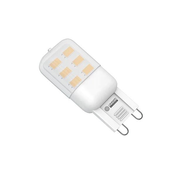 LAMPADA LED BASE 2W BASE G9 127V 2700K