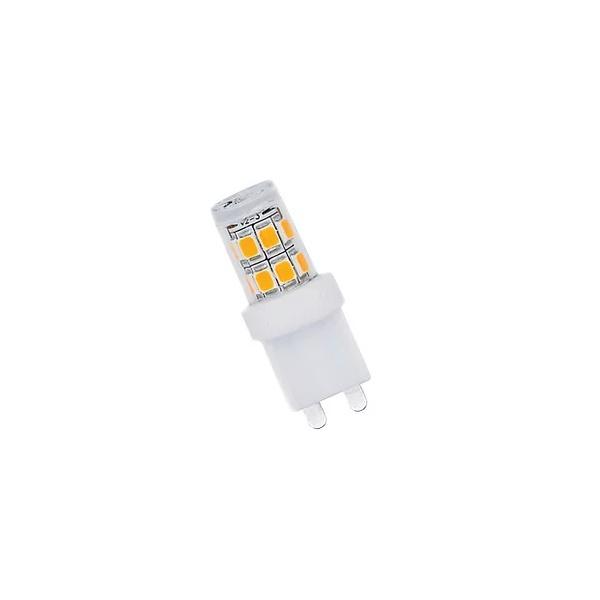 LAMPADE LED 3W BASE G9 2700K 127V