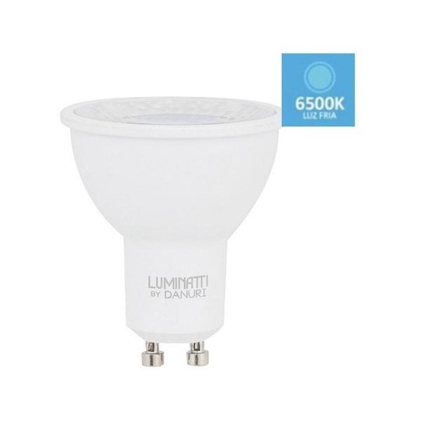 LAMPADA LED 6,5W GU10 6500K BIVOLT