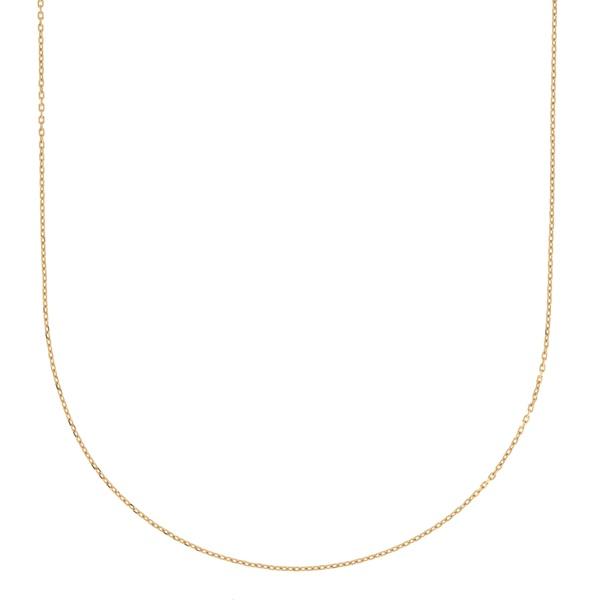Corrente ouro amarelo 18k - Cartier Lacinho