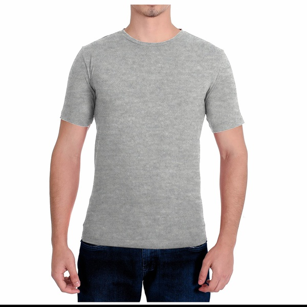 Camiseta Masculina em Algodão Egípcio
