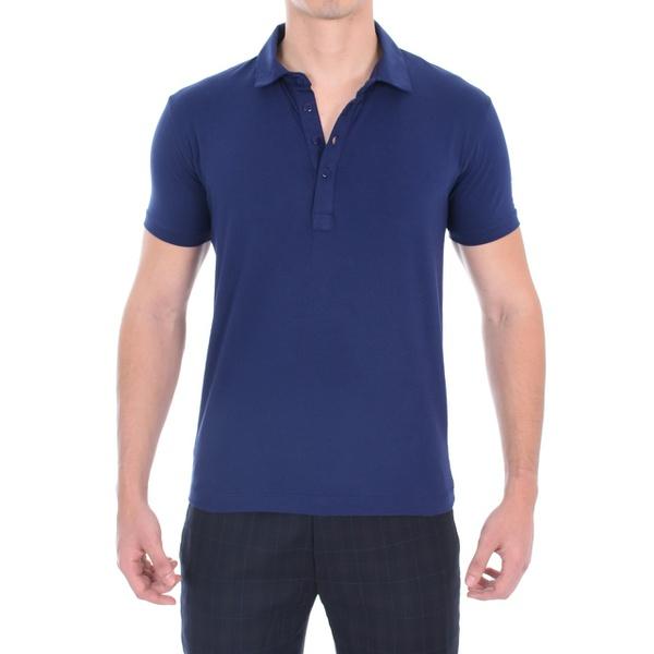 Camiseta Polo Azul masculina