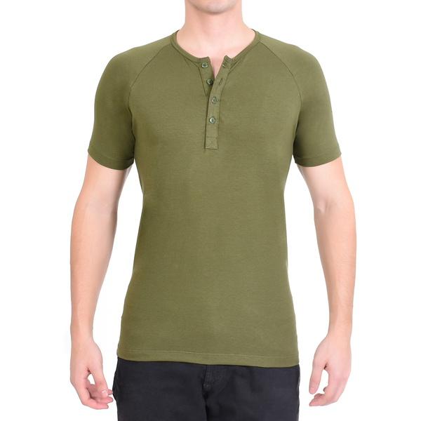 Camiseta Masculina Raglan em algodão egípcio