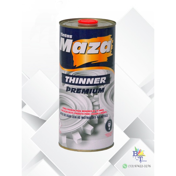 MAZA THINNER 137 900ML