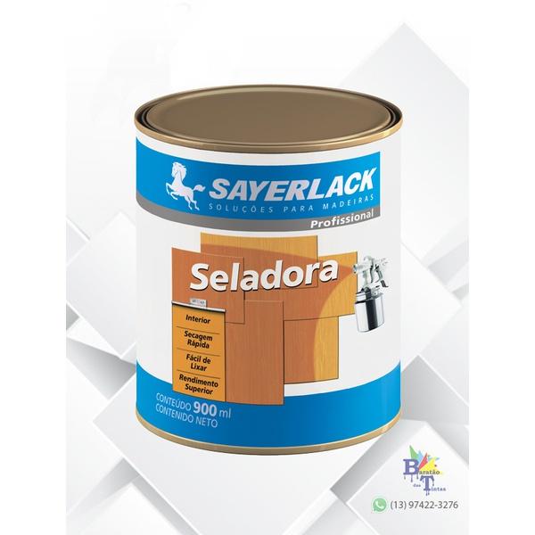 SELADORA PARA MADEIRA SAYERLACK 900ML