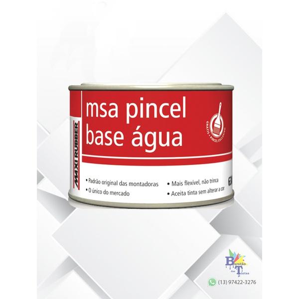 MSA PINCEL MAXI RUBBER 630GR