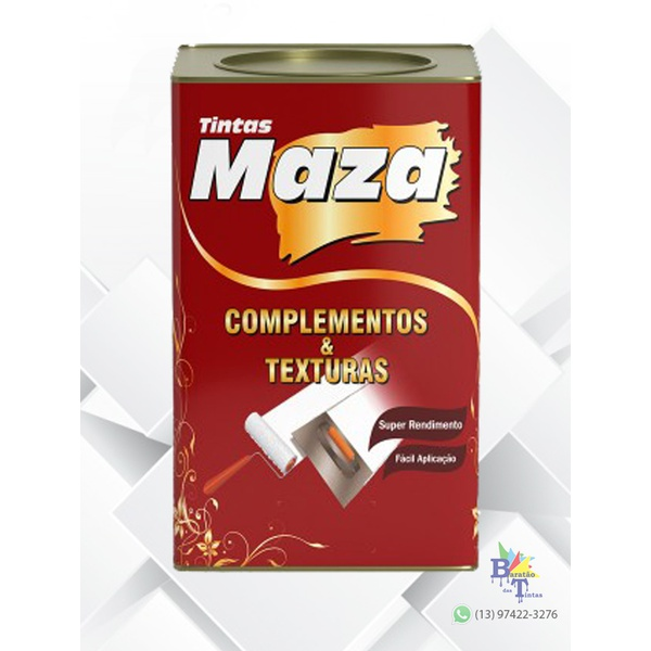 MAZA FUNDO PREPARADOR DE PAREDES 18L