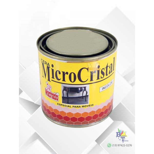 CERA MICRO CRISTAL INCOLOR 225GR