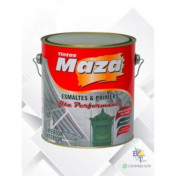 MAZA FUNDO GALVANIZADO 3,6L