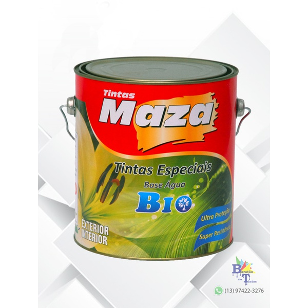 MAZA EPÓXI BASE ÁGUA BRANCO 3,6L