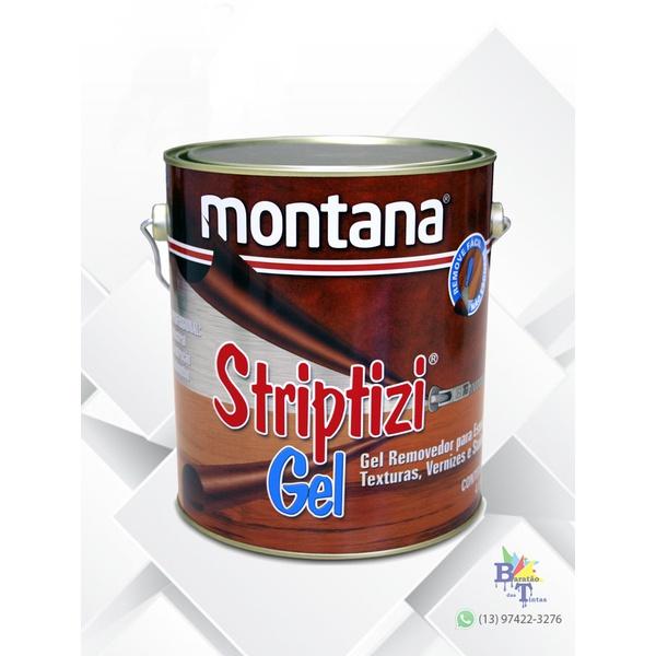 REMOVEDOR DE TINTA STRIPTIZI GEL 3,6L