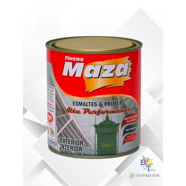 MAZA FUNDO BRANCO FOSCO NIVELADOR 900ML