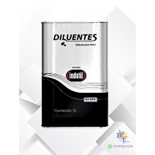 INDUSOLVE DILUENTE INTERLIGHT 5L