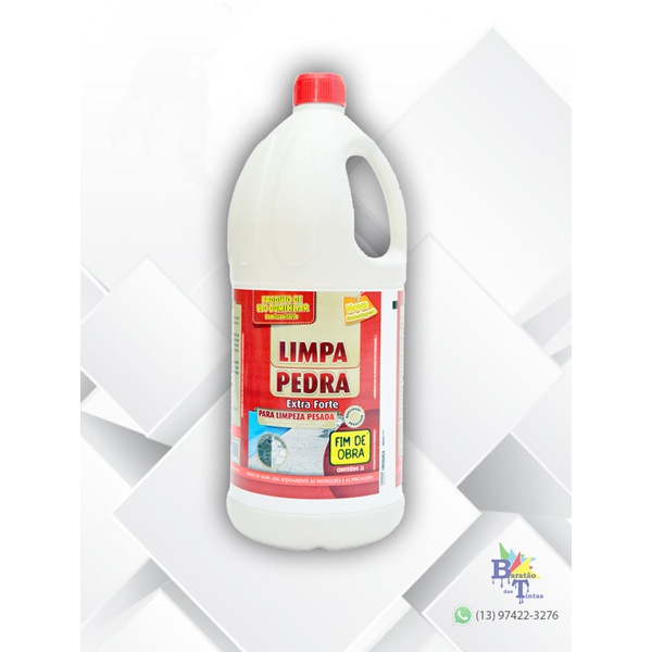 LIMPA PEDRA 2L