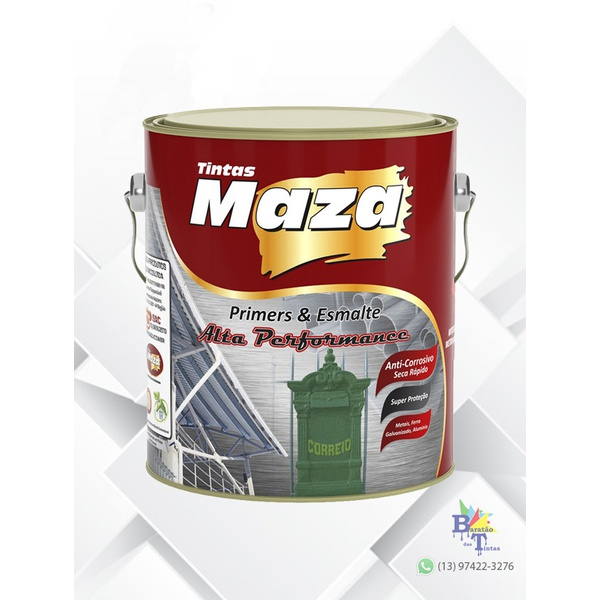 MAZA ZARCÃO LARANJA 3,6L