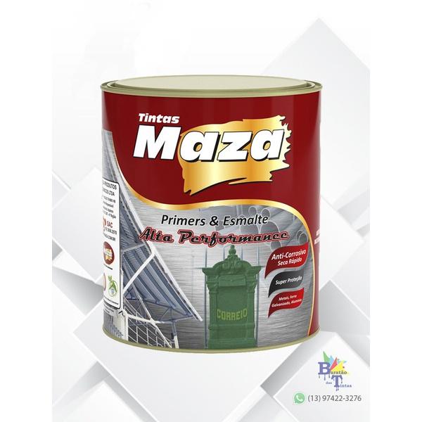 MAZA ZARCÃO LARANJA 900ML