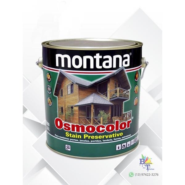 STAIN OSMOCOLOR TRANSPARENTE 3,6L