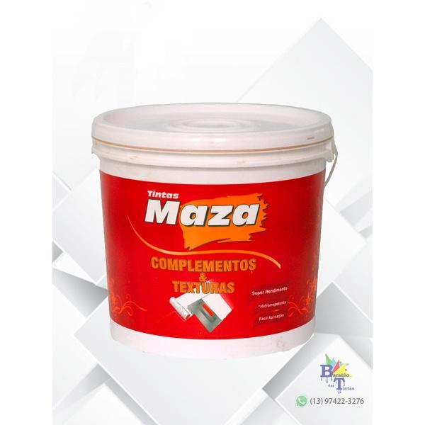 MAZA MASSA ACRÍLICA BALDE 25KG