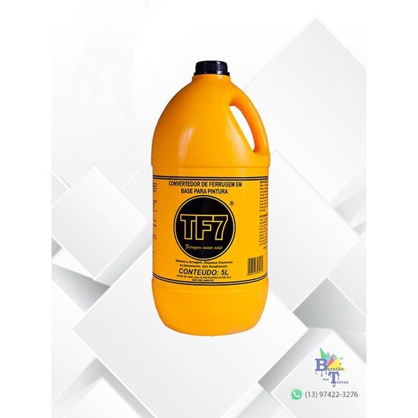 TF7 CONVERTEDOR DE FERRUGEM 5L