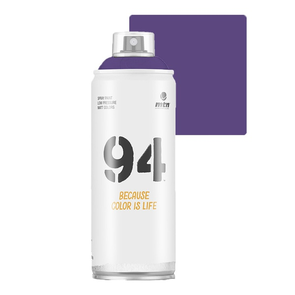 SPRAY 94 ULTRAVIOLETA FOSCO RV173 MONTANA 400ML