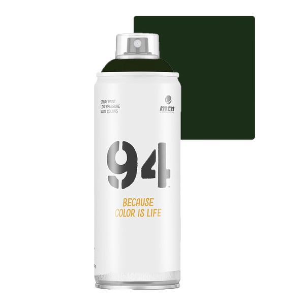 SPRAY 94 VERDE AMAZONIA FOSCO RV6009 MONTANA 400ML