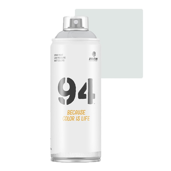 SPRAY 94 CINZA SIBERIA FOSCO RV 7047 MONTANA 400ML