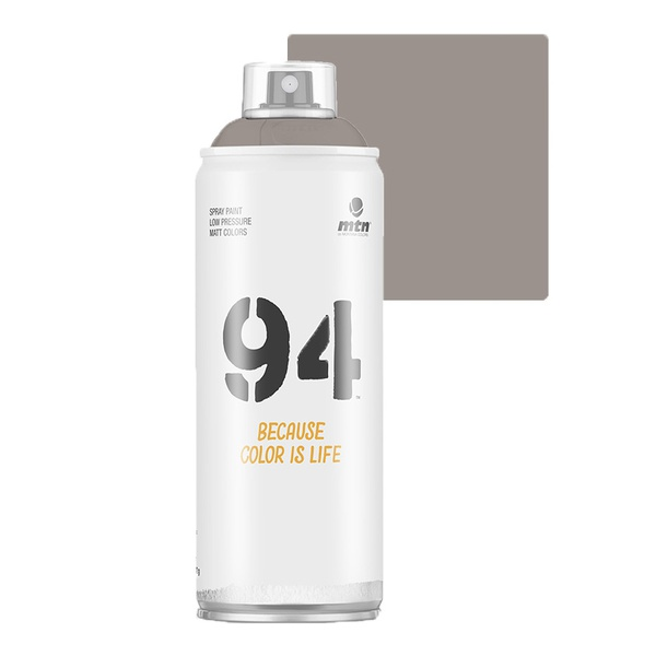 SPRAY 94 CINZA BALBOA FOSCO RV304 MONTANA 400ML