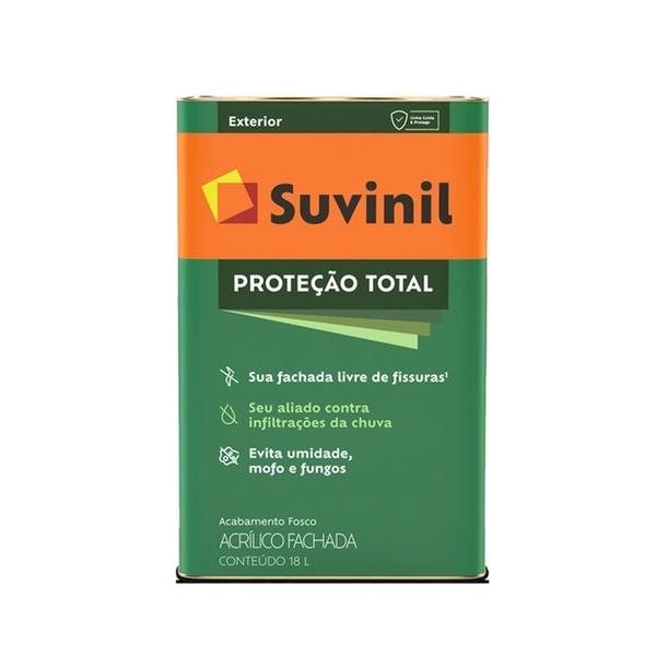 SUVINIL PROTEÇÃO TOTAL BRANCO 18L