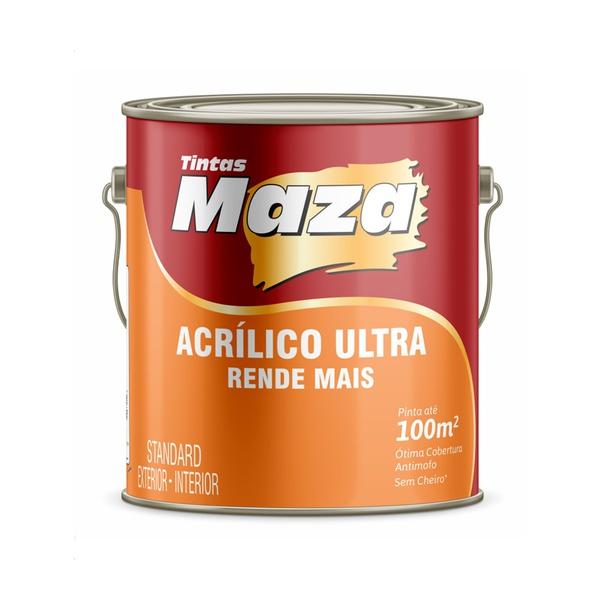 MAZA ACRÍLICO ULTRA VERDE ANGRA 3,6L