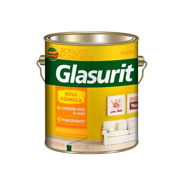GLASURIT ACRÍLICO ECONÔMICO ALEGRIA 3,6L