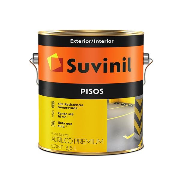 SUVINIL PISO PRETO 3,6L