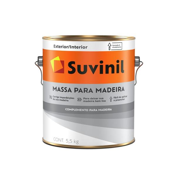 SUVINIL MASSA PARA MADEIRA 3,6
