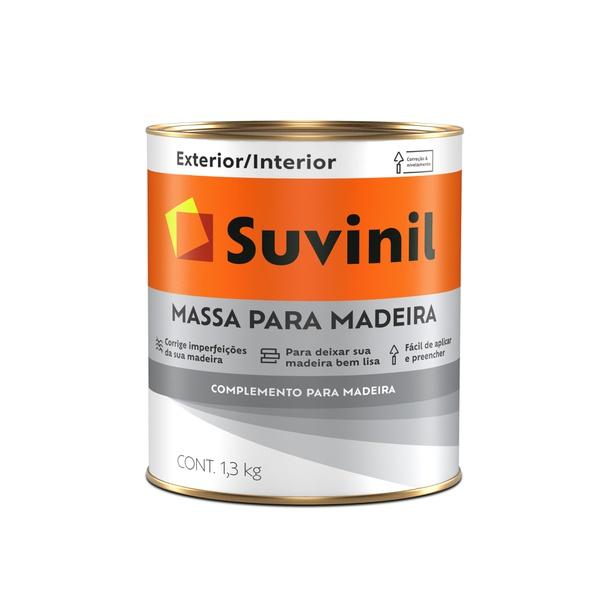 SUVINIL MASSA PARA MADEIRA 900ML