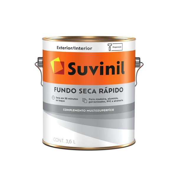 SUVINIL FUNDO BRANCO SECA RÁPIDO 900ML