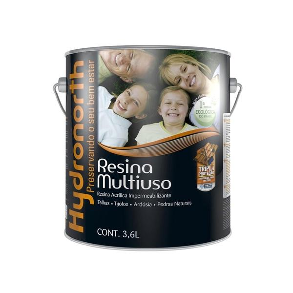 RESINA ACRÍLICA INCOLOR HYDRONORTH 3,6L
